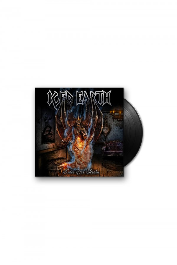 Enter the Realm Black Vinyl