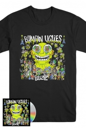 Buzz CD + Tee + Digital Download
