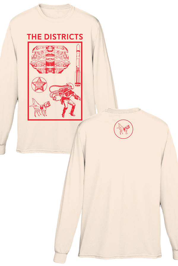 Cowboy Long Sleeve (Khaki)