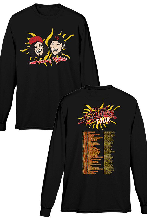 Up In Smoke Tour Long Sleeve