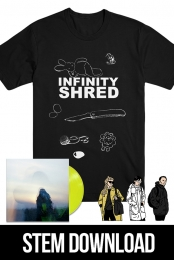 Forever, A Fast Life 2xLP + Tee + Pin Pack + Stems