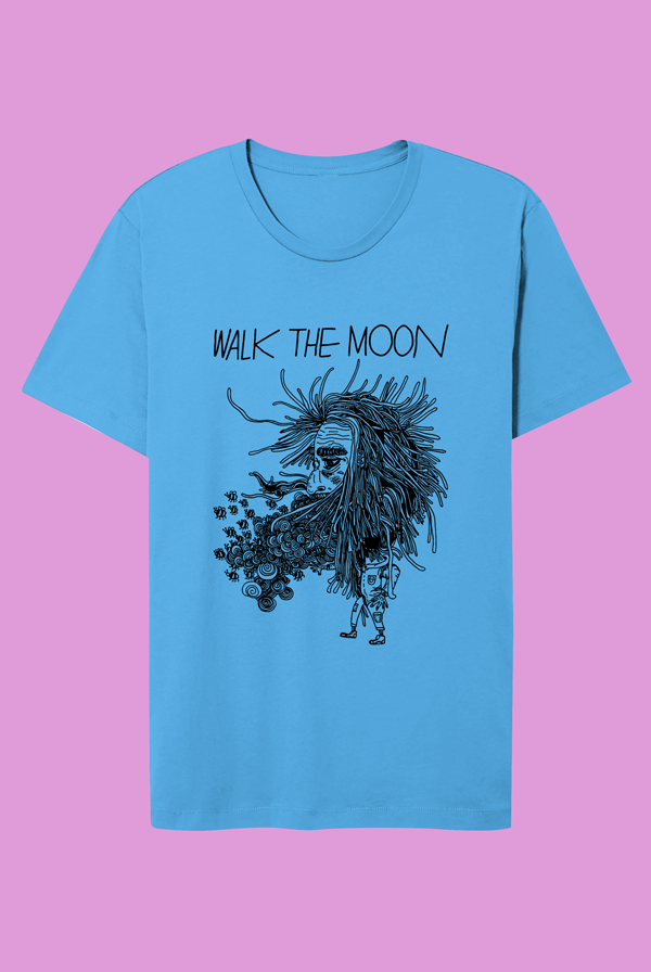 WALK THE MOON  7th Anniversary Tee