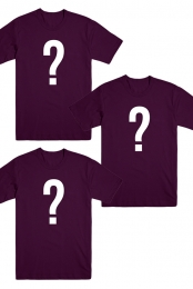 Classic Mystery Tee 3 Pack