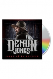Jones In Ya Speakers CD