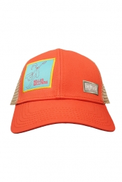 Big Truck Patch Cap (Pink)