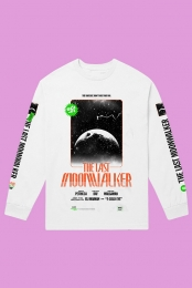 The Last Moonwalker Longsleeve