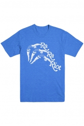 Diver Tee (Heather Blue)