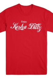 Enjoy Kosha Tee (Red)