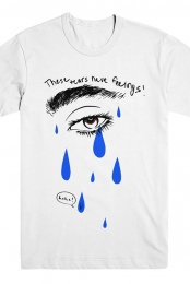 These Tears Have Feelings Tee (White)