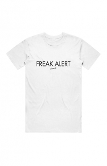 Freak Alert Tee (White)