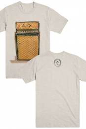 ZC Green Siegmund Amp Watercolor Tee