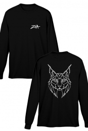 Outline Cat Longsleeve