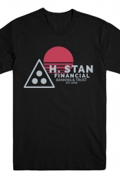 H. Stan Financial Tee (Black)