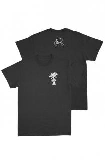 Cypress Signature Tee (Charcoal Triblend)