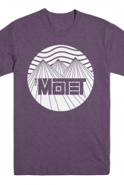 Mountain Tee (Heather Purple)