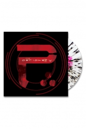 Periphery II 2xLP (Clear w/ Red Spill)