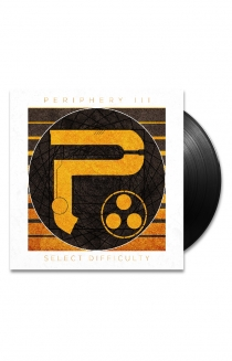 Periphery III: Select Difficulty 180 gram 2xLP (Black)