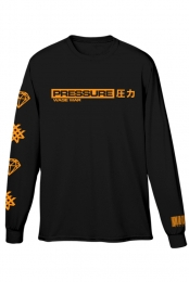 Symbols Long Sleeve Tee (Black)