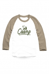 Evergreen Raglan
