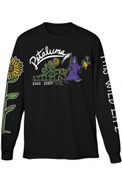 Cycle Long Sleeve Tee (Black)
