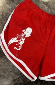 Trust Me Shorty Shorts (Red)