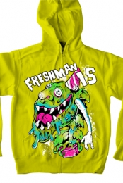 Plant Monster Zip Up Hoodie
