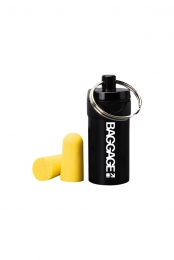 Baggage Earplug Case Keychain