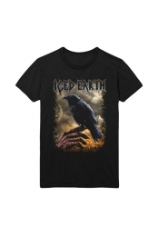 Raven Wing Ladies Tee (Black)
