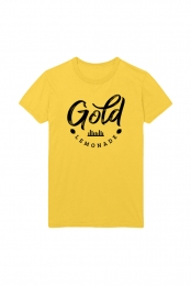 GL Logo Womens Tee (Yellow)