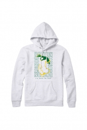 I'll Never Be Free Hoodie - Green/Gold