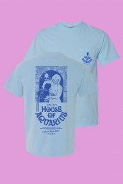 House of Aquarius Pocket Tee