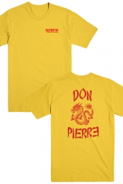 Year of the Dragon Tee (Yellow)