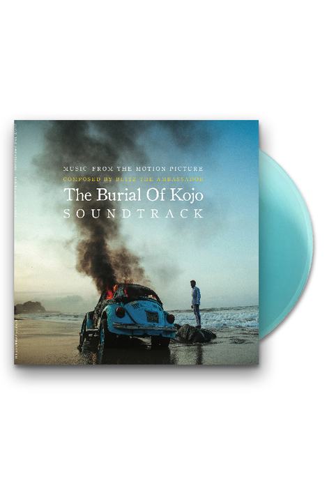 Burial Of Kojo Vinyl