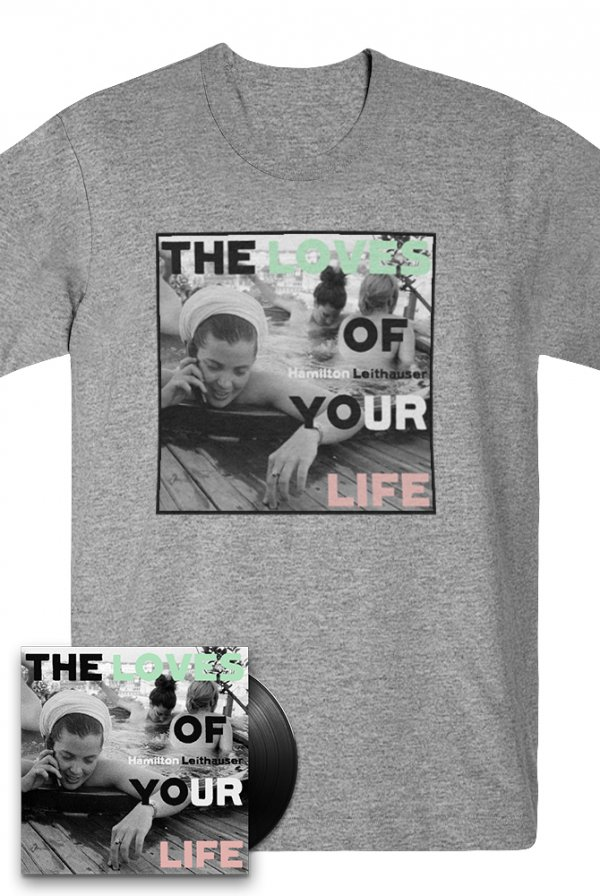 The Loves of Your Life LP + T-shirt Bundle