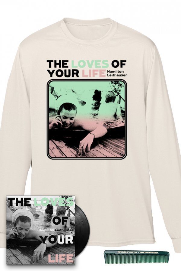 The Loves of Your Life LP + Long Sleeve + Comb Bundle