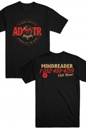 Mindreader Tee (Black)