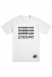 Superbloom Tee (White)