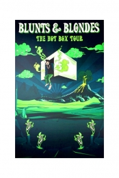 Hot Box Tour Poster
