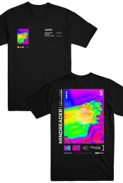Mindreader Neon Tee (Black)