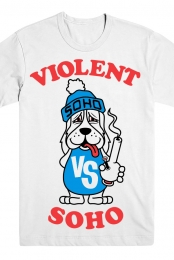Slushed Puppy Tee (White)