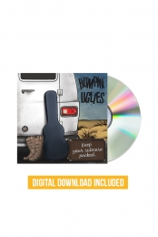 Keep your suitcase packed. CD + Digital Download
