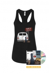 Keep your suitcase packed. CD + Digital + Tank (Black)