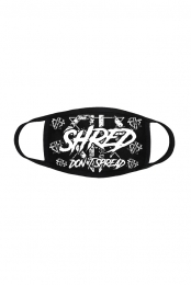 Shred Face Mask