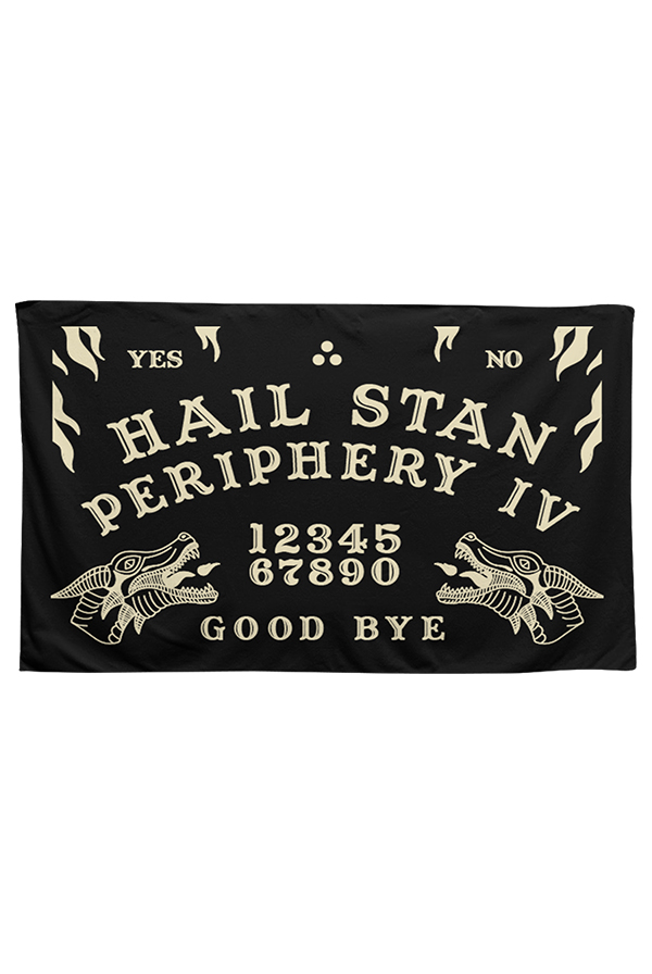 "Ouija  30"" x 60"" Beach Towel"