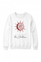 Thorn Where is Charity Crewneck (White)