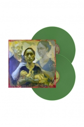 Forgotten Days Double LP / Olive Green