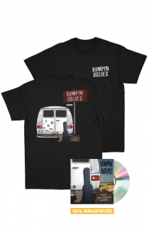 Keep your suitcase packed. CD + Digital + Shirt (Black)