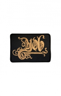 Patch (Black & Gold)