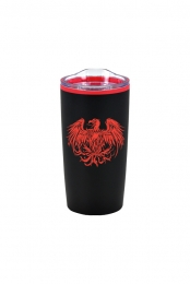 Bird Tumbler  (Black/Red)