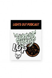 Lights Out Sticker Pack